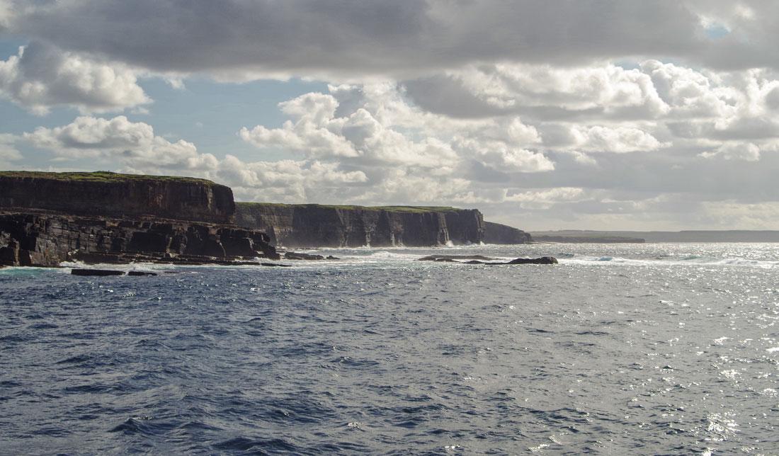 wybrzeże wyspy