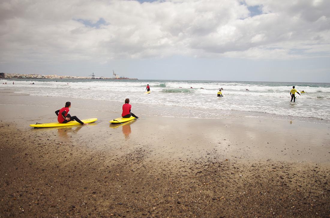 Fuerteventura - surfing na Wyspach Kanaryjskich