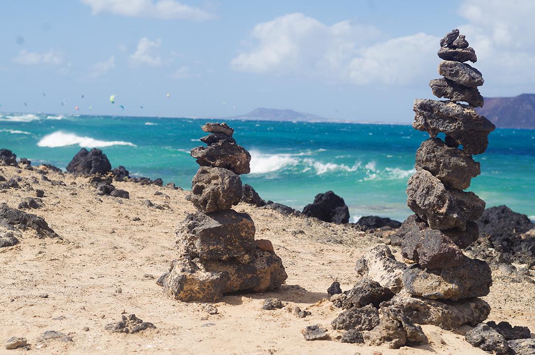 Fuerteventura - plaża Grandes Playas de Corralejo