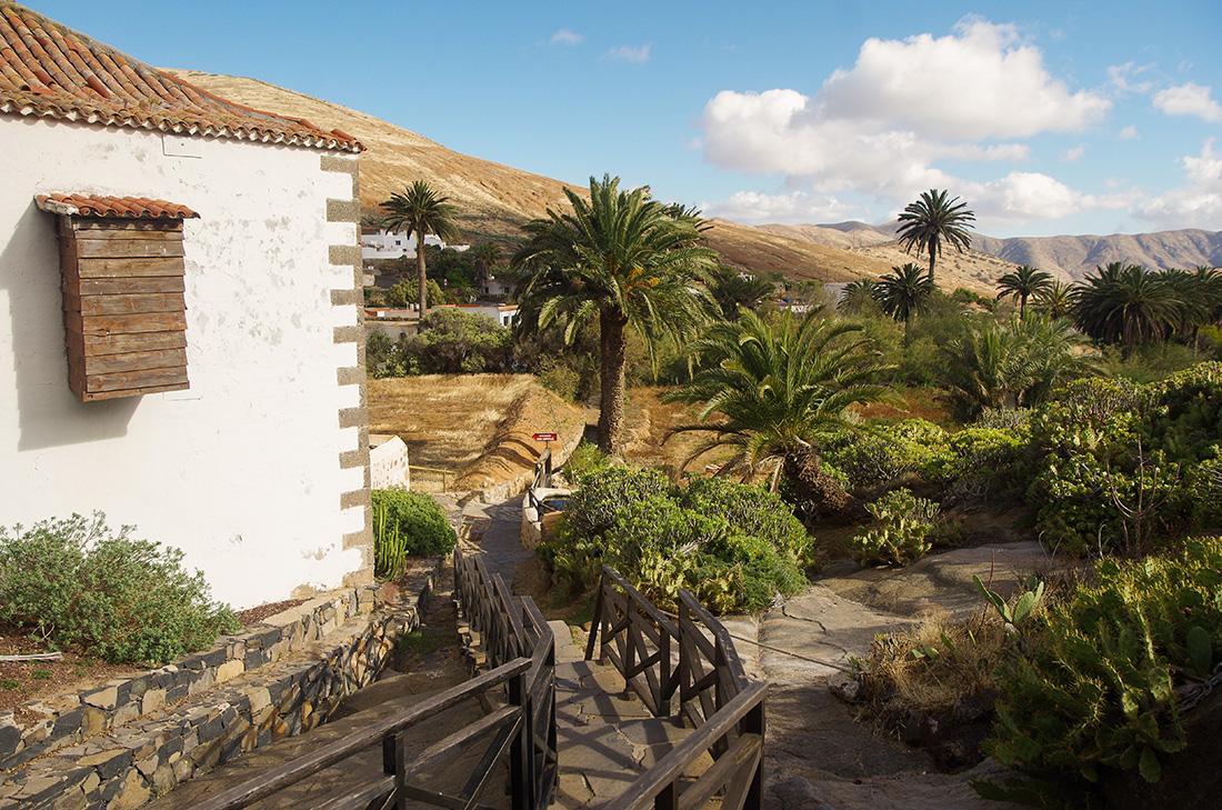 Fuerteventura - miasteczko Betancuria