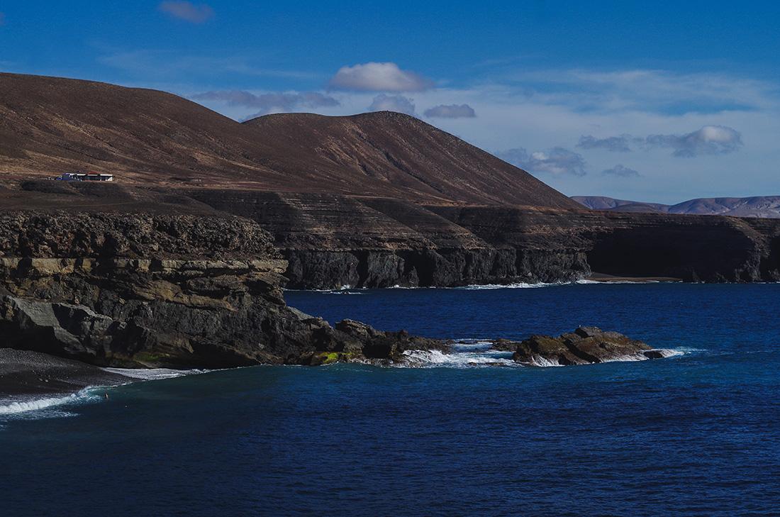 Fuerteventura - pirackie jaskinie w Ajuy