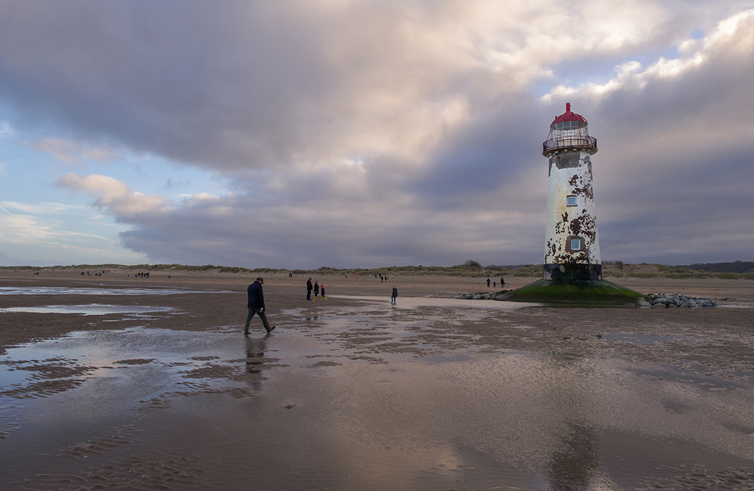 Latarnia Point of Ayr Lighthouse