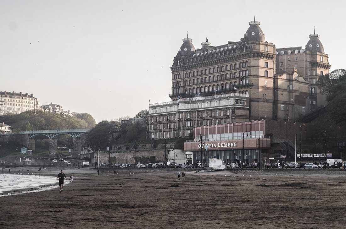 Grand Hotel w Scarborough - Anglia